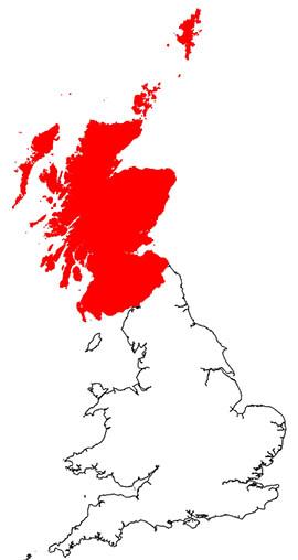 Hydrogeology of Scotland coverage