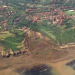 Holbeck Hall Landslide