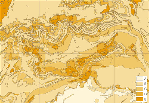 BGS GeoSure Map