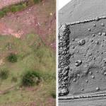 3D model of Hollin Hill landslide