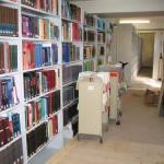 BGS Library in Keyworth