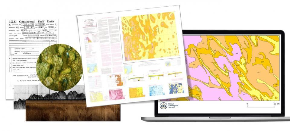 Marine Sediments 250K methodology