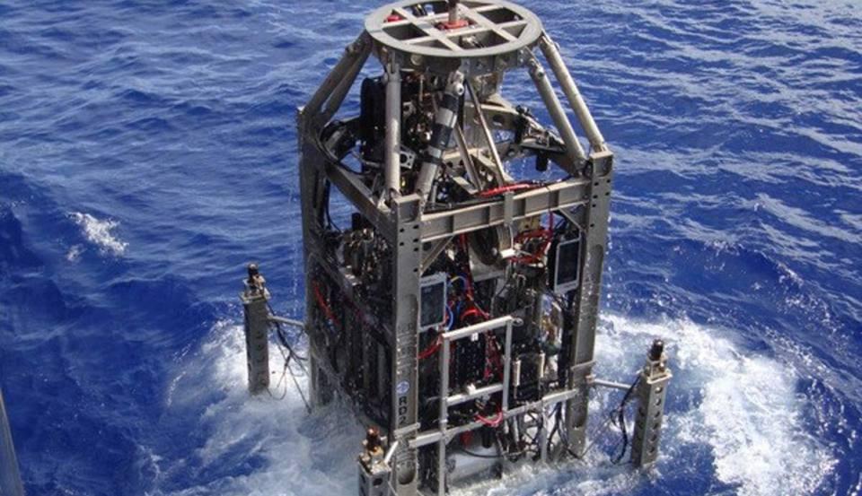 seafloor drilling RD2
