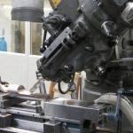 angled milling machine