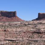 Utah Course, Monitor and Merrimac Butte area.