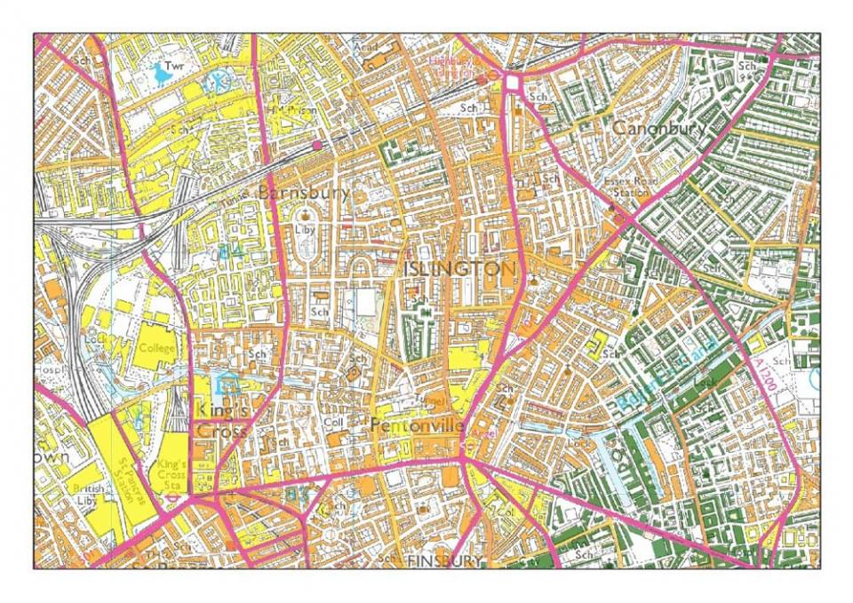 Property Subsidence Assessment buildings sample