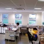 Rock mechanics and physics laboratory