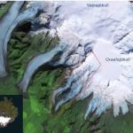 Location of Virkisjökull