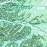GeoSure debris flow sample