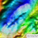 Land gravity survey