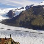 Skaftafellsjökull Glacier, Iceland
