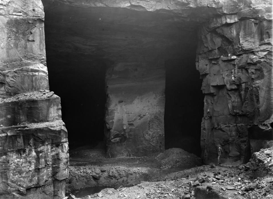 Huntershill Quarry, Glasgow