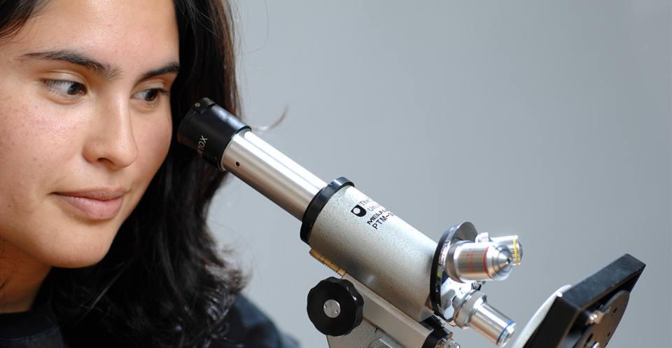 BGS Environmental Statistician Daniela Cuba