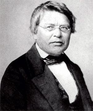 Friedrich Quenstedt (1809–1889).