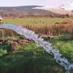 Artesian groundwater Arran