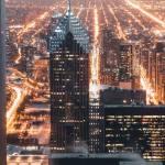 Urban geoscience cityscape