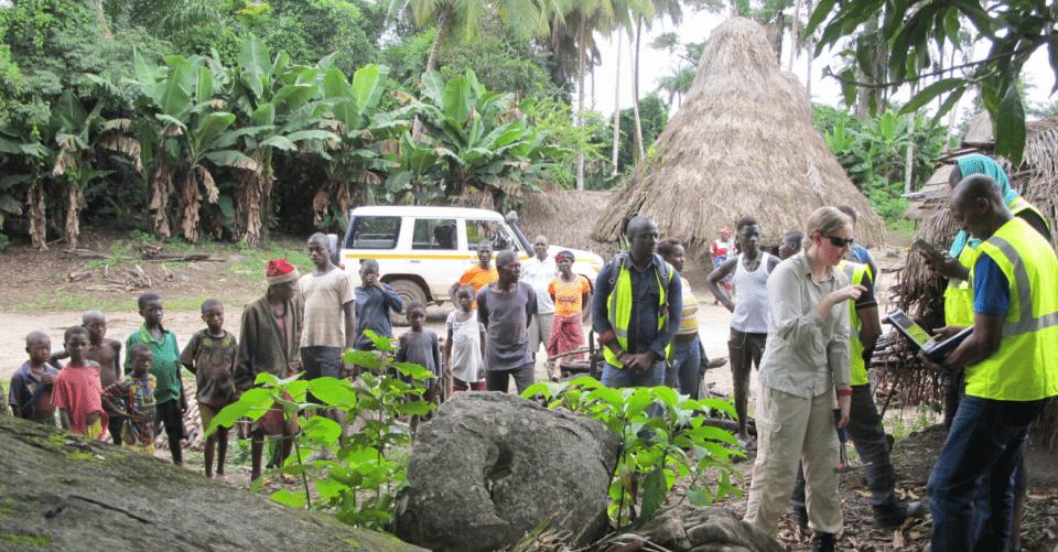 Fieldwork in Sierra Leone