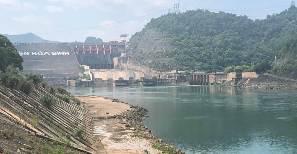 Hoa Binh Dam, Da River, Vietnam