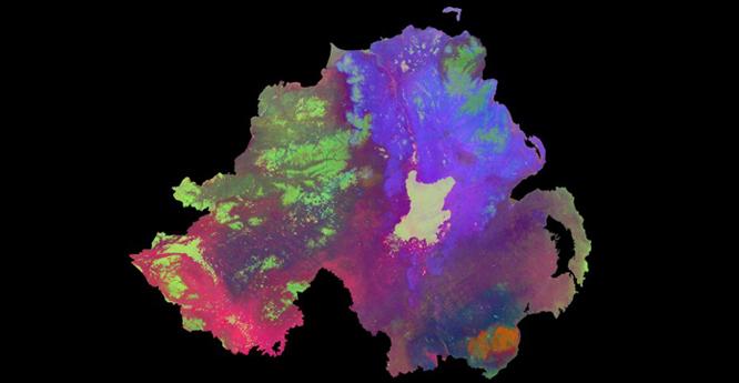 Northern Ireland soil chemistry