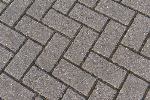 Impermeable paving
