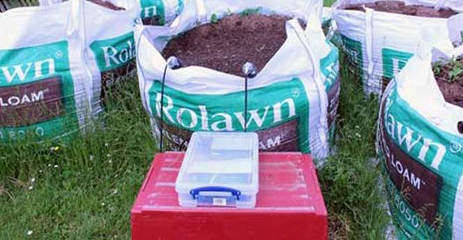 soil moisture testing
