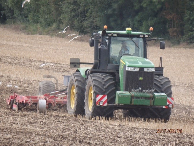 Sustainable soils in the UK