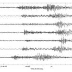 Natural seismic event