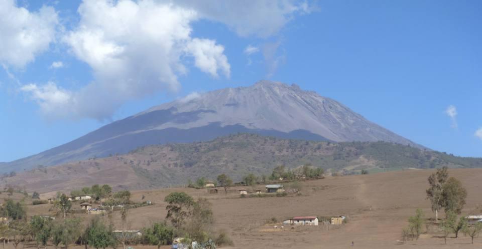 Mt Meru Volcano
