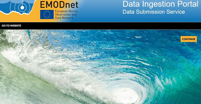 Data ingestion portal