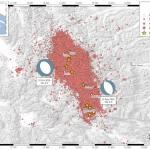 Seismicity map