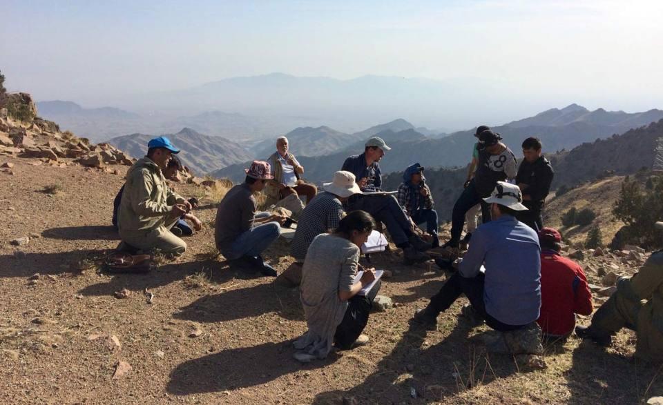 BGS Global in Tajikistan