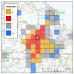 Stockton on Tees map