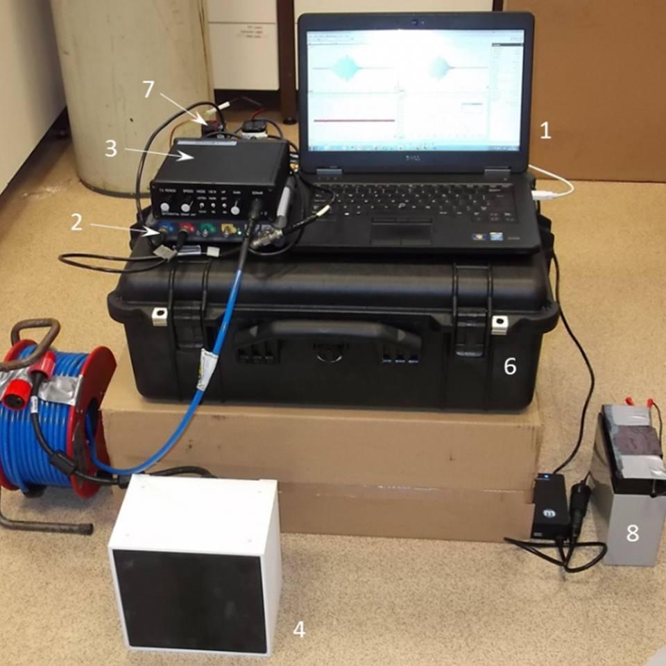 Field inspection system