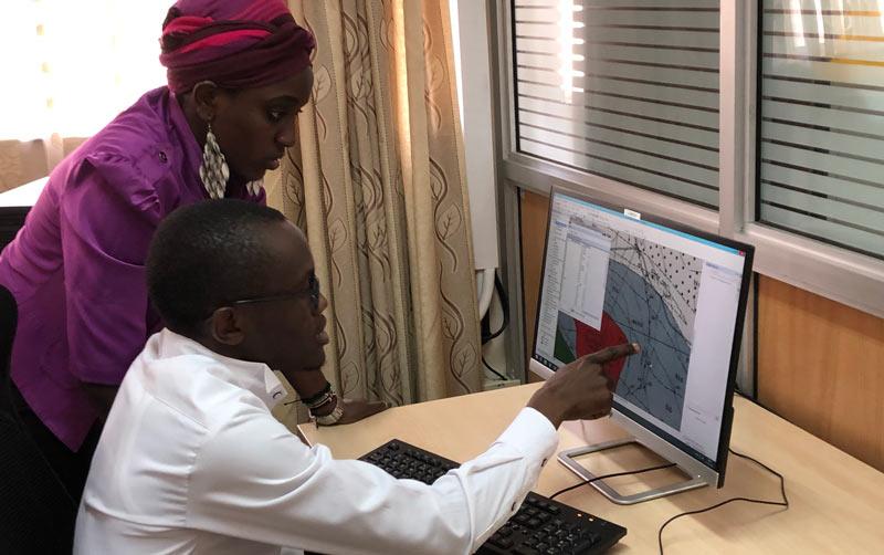 National Geodata Centre Kenya