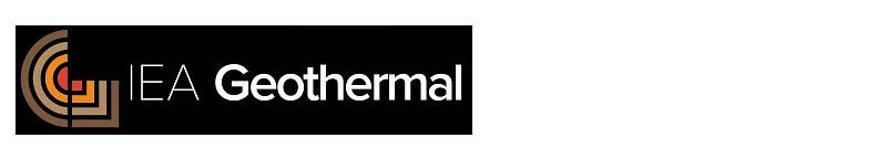 IEA Geothermal logo