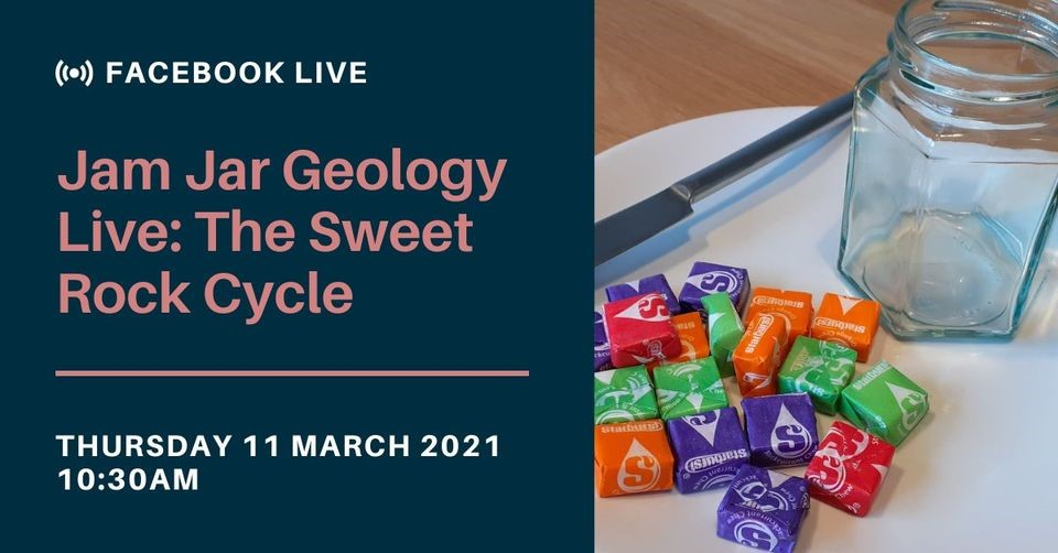 JamJar geology live