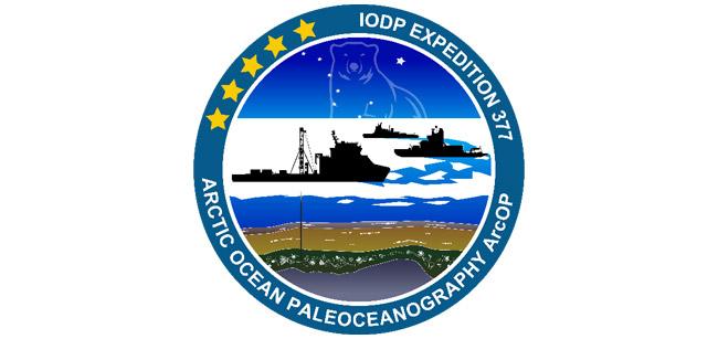 IODP Expedition 377 logo