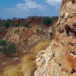 Kamativi lithium pegmatite, Zimbabwe