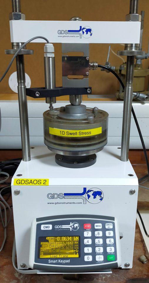 1D Swell stress equipment