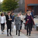 UKRI Chief Executive Officer visits BGS